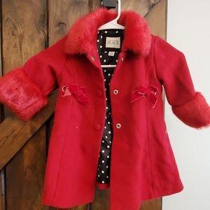 Children place 18month coat
